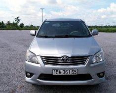 Bán Toyota Innova 2012 số tự động giá 500 triệu tại Hải Phòng