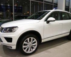 Giao Ngay Volkswagen Touareg, màu trắng, giá ưu đãi hấp dẫn, Hotline 0938017717 giá 2 tỷ 499 tr tại Tp.HCM