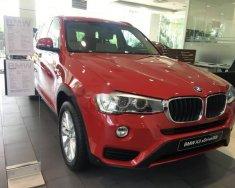 Bán xe BMW X3 đời 2017, màu đỏ, nhập khẩu nguyên chiếc giá 1 tỷ 999 tr tại Tp.HCM