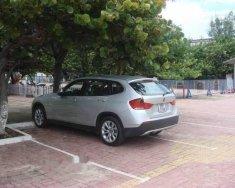 Bán BMW X1 AT năm 2010, màu bạc chính chủ giá cạnh tranh giá 600 triệu tại Tp.HCM