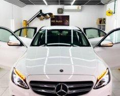 Bán Mercedes C200 2.0 AT năm 2017, màu trắng số tự động giá Giá thỏa thuận tại Hà Nội