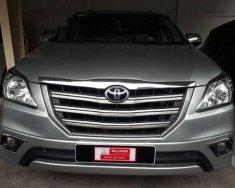 Bán Toyota Innova 2.0E đời 2016, màu bạc số sàn giá Giá thỏa thuận tại Tp.HCM