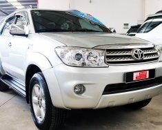 Bán xe Fortuner V sản xuất 2011 màu bạc  giá 650 triệu tại Tp.HCM