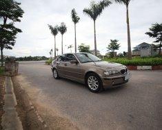 Bán xe BMW 318i, đời 2005, màu nâu cafe, nhập Đức giá 213 triệu tại Tp.HCM
