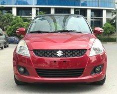 Suzuki_Swift 1.4AT 2015 đăng kí 2016 màu đỏ nội thất nâu. Giá cực tốt LH ngay để nhận giá tốt 0912.12.90.95 giá 468 triệu tại Hà Nội