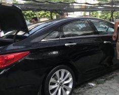 Cần bán lại xe Hyundai Sonata 2.0 AT 2011, màu đen  giá 535 triệu tại Hà Nội