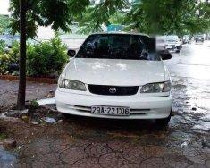 Chính chủ bán xe Toyota Corolla 2001, màu trắng giá 120 triệu tại Hà Nội