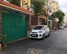 Bán Kia Morning MT đời 2015, màu trắng số sàn  giá 280 triệu tại Khánh Hòa
