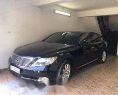 Cần bán gấp Lexus LS năm sản xuất 2008, màu đen như mới giá 1 tỷ 370 tr tại Tp.HCM