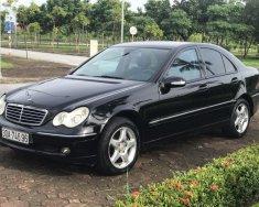 Xe Mercedes-Benz C240 đời 2004 màu đen, giá chỉ 275 triệu giá 275 triệu tại Hà Nội