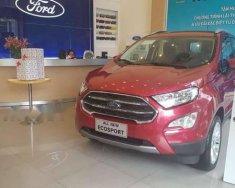 Bán xe Ford EcoSport đời 2018, màu đỏ, 545tr giá 545 triệu tại Lâm Đồng