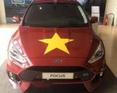 Bán ô tô Ford Focus sản xuất 2018, màu đỏ giá 720 triệu tại Tp.HCM