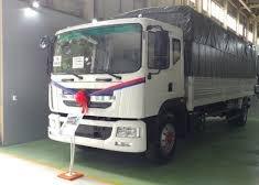 Xe tải veam VPT950 tải trọng 9.5 tấn thùng dài 7m6 giá 700 triệu tại Tp.HCM