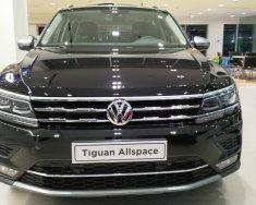 Bán xe Volkswagen Tiguan Allspace đời 2018, màu đen, xe nhập khẩu, có sẳn giao ngay giá 1 tỷ 699 tr tại Thái Bình