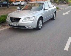 Bán Hyundai Sonata năm 2009, màu bạc, nhập khẩu giá 360 triệu tại Hà Nội