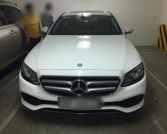 Bán ô tô Mercedes E250 sản xuất 2017, màu trắng giá 2 tỷ 260 tr tại Hà Nội