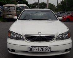 Bán Nissan Maxima 3.0 AT năm sản xuất 2003, màu trắng  giá 256 triệu tại Hà Nội