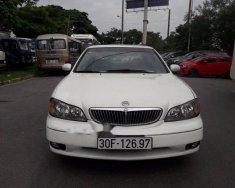 Bán Nissan Maxima đời 2003, màu trắng, nhập khẩu giá 256 triệu tại Hà Nội