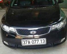 Cần bán lại xe Kia Forte đời 2012, màu đen giá 380 triệu tại Nghệ An