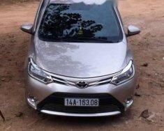 Bán Toyota Vios sản xuất 2015, màu vàng cát giá 450 triệu tại Quảng Ninh