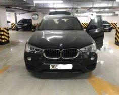 Bán ô tô BMW X3 năm sản xuất 2016, màu đen, nhập khẩu giá 1 tỷ 568 tr tại Hà Nội