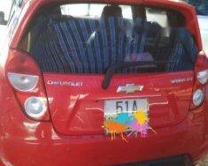 Bán xe Chevrolet Spark zest sản xuất 2014, màu đỏ  giá 259 triệu tại Tp.HCM