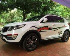 Cần bán Kia Sportage sản xuất năm 2011, màu trắng  giá Giá thỏa thuận tại Hà Nội