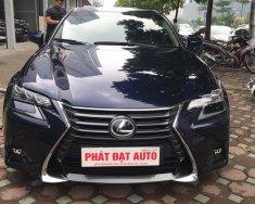 Xe Lexus GS 350 sản xuất 2016, màu xanh lam, nhập khẩu giá 3 tỷ 250 tr tại Hà Nội