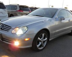 Bán ô tô Mercedes CLK320 đời 2005, màu bạc, giá tốt giá 410 triệu tại Tp.HCM