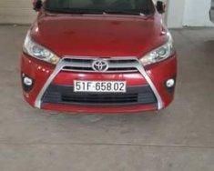Bán xe Toyota Yaris sản xuất 2014, màu đỏ  giá 520 triệu tại Đồng Nai