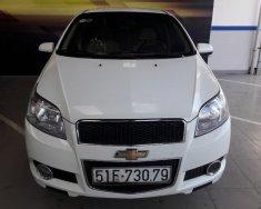 Bán ô tô Chevrolet Aveo 1.5 LT 2016, màu trắng, 336tr còn TL giá 336 triệu tại Tp.HCM