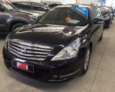Cần bán Nissan Teana sản xuất 2010, màu đen giá thương lượng giá 520 triệu tại Tp.HCM