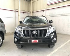 Bán xe Land Prado sản xuất 2015 màu đen  giá 2 tỷ 180 tr tại Tp.HCM