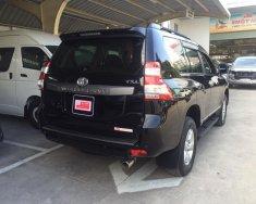 Bán Toyota Prado TXL sản xuất 2015, màu đen, xe nhập giá 2 tỷ 180 tr tại Tp.HCM
