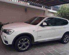 Bán BMW X3 xDrive 20i, màu trắng kem, đã đi 46000km giá 1 tỷ 270 tr tại Tp.HCM