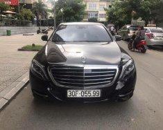 Cần bán xe Mercedes S500L màu đen giá 4 tỷ 750 tr tại Hà Nội