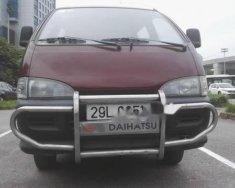 Bán ô tô Daihatsu Citivan sản xuất 2000, màu đỏ, 65tr giá 65 triệu tại Hà Nội