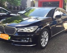 Bán BMW 7 Series 730Li năm sản xuất 2016, màu đen  giá 3 tỷ 380 tr tại Hà Nội