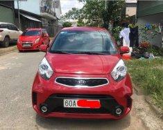 Cần bán Kia Morning AT năm sản xuất 2017, màu đỏ giá cạnh tranh giá 369 triệu tại Đồng Nai