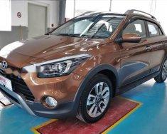 Cần bán lại xe Hyundai i20 Active năm sản xuất 2016, màu nâu, xe nhập giá 550 triệu tại Tp.HCM