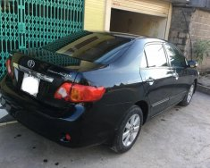 Cần bán gấp Toyota Corolla altis 1.8G MT đời 2009, màu đen  giá 395 triệu tại Hải Phòng