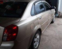 Bán xe Daewoo Lacetti năm sản xuất 2004, màu vàng, giá 155 triệu giá 155 triệu tại Gia Lai
