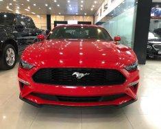 Bán Ford Mustang 2.3 Ecoboost 2018, màu đỏ, nhập Mỹ giá 2 tỷ 800 tr tại Hà Nội