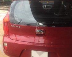 Bán xe Kia Morning 1.2 MT, năm sản xuất 2013, màu đỏ giá 255 triệu tại Gia Lai