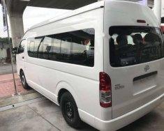 Cần bán Toyota Hiace sản xuất năm 2018, động cơ 3.0 dầu, 15 chỗ ngồi giá 999 triệu tại Tp.HCM