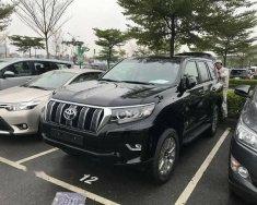 Cần bán Toyota Prado sản xuất 2018, màu đen, nhập khẩu nguyên chiếc giá 2 tỷ 340 tr tại Hà Nội