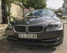 Bán BMW 523i sản xuất 2011, màu nâu Havana, nhập nguyên chiếc từ Đức giá 920 triệu tại Bình Dương