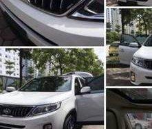 Cần bán xe Kia Sorento đời 2018, màu trắng như mới, giá chỉ 960 triệu giá 960 triệu tại Khánh Hòa