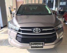 Bán Toyota Innova 2.0E năm 2018, màu xám  giá 743 triệu tại Hà Nội