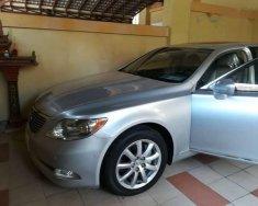 Cần bán xe Lexus LS năm sản xuất 2010, màu bạc, giá tốt giá 1 tỷ 50 tr tại Tp.HCM